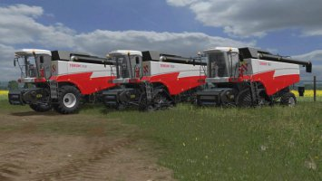 Rostselmash Torum pack fs17