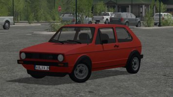 VW Golf I GTI 1976 fs17