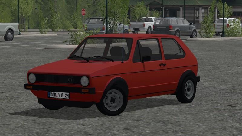 VW Golf I GTI 1976 FS17