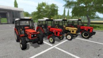 Zetor 6211-6245, 7211-7245 Pack fs17