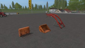 Baas Auto-Latch Loader Pack fs17