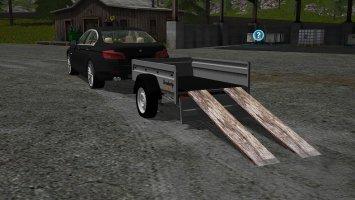Brenderup 1-axle trailer v1.1 FS17