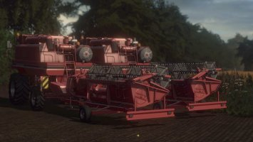 Case IH 1030 14FT/18FT Cutter Trailer v1.1 fs17