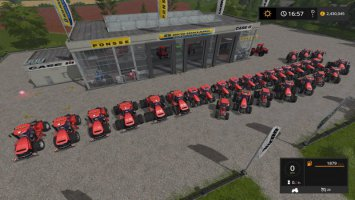 CaseIH Tractor Pack by Stevie fs17