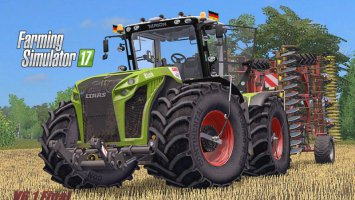 Claas Xerion 4000–5000 V6.1 Final fs17