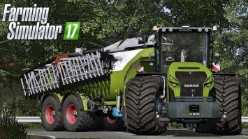 Claas Xerion/Kaweco Full Pack fs17