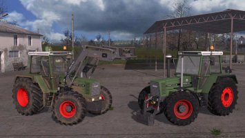 Fendt 600 Favorit