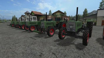 Fendt Farmer 100 Pack [FBM Team]