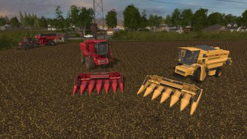 Geringhoff Mais Star MS 600 F for Case IH 1660 & New Holland TX 34 fs17
