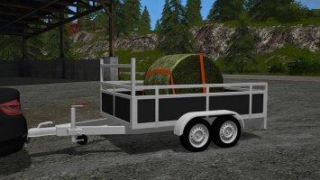 Hapert tandem trailer v1.1 fs17