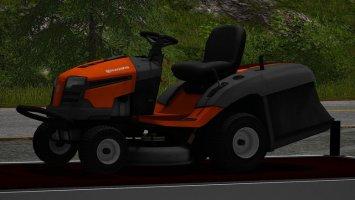 Husqvarna T38 lawn tractor fs17