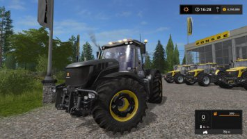 JCB tractor update by Stevie fs17