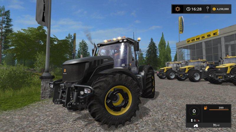 JCB tractor update by Stevie FS17