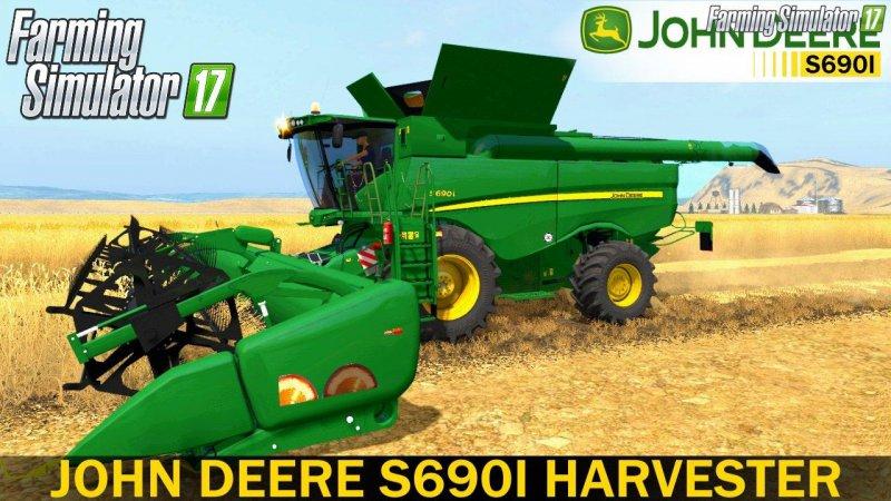 John Deere S US FS17
