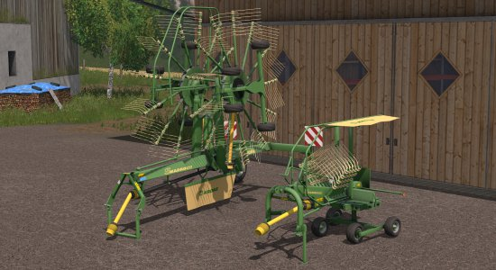 Krone Swadro Pack (official) FS17