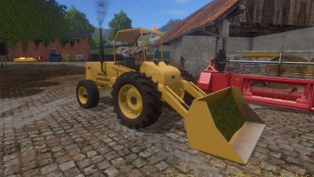 Massey Ferguson 356 Loader Pack