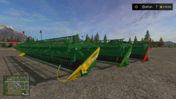 Midwest Headers Pack fs17