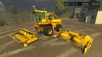 New Holland 2305 (official) fs17