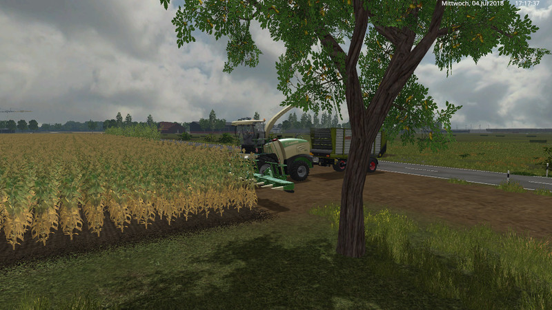 Nordfriesische Marsch 4x map v2 1 - FS17 Mod | Mod for Farming