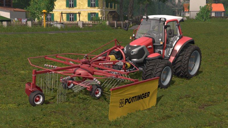 Pöttinger TOP 280 U v1.2 FS17