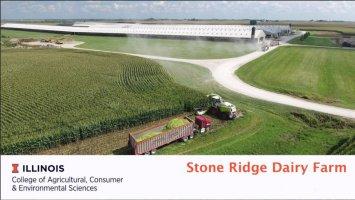 Stone Ridge Dairy Map 2018