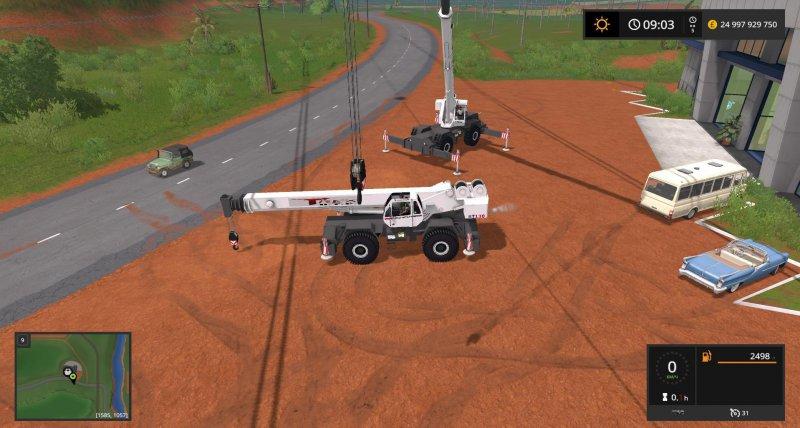 TEREX RT 130 FS17