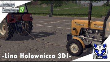 Towline 3D fs17