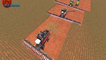 XXL Cutters, Sunflower And Corn Harvesting fs17