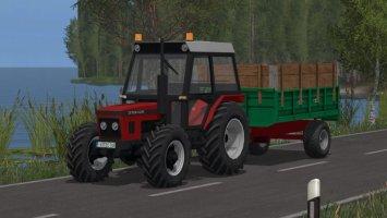 Zetor 6245 fs17