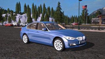 BMW 328i F30 fs17
