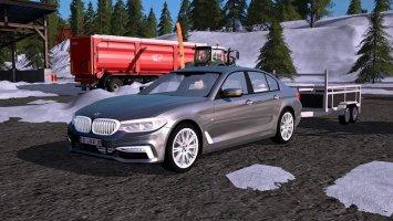BMW 540i xDrive G30 fs17
