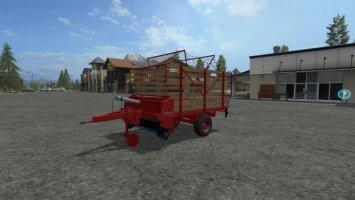 Bucher forage wagon [FBM Team] fs17