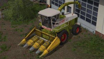 Fortschritt maize cutter v0.9 fs17