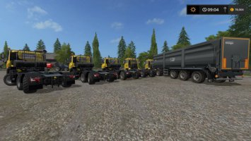 FS17 Updates by Stevie fs17