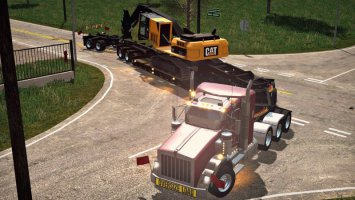 Heavy Haul Pack fs17