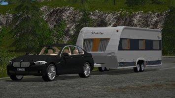 Hobby caravan Prestige 650 v1.1 fs17