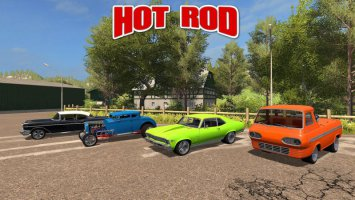 Hot Rods Pack 1.0.0.2 fs17