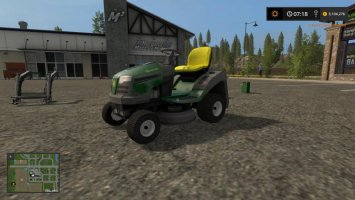 JD Tractor Pack (lawn mower)