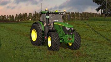 John Deere 6R V2