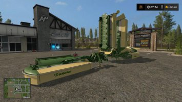 Krone Easy Cut Pack fs17