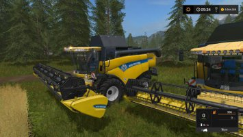 New Holland CX8080 fs17
