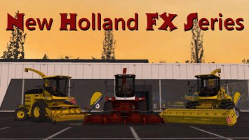 New Holland FX series fs17