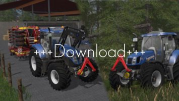 New Holland pack fs17