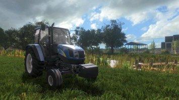 New Holland T5000 v1.1 fs17