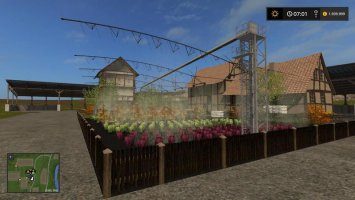 Plantage placeable fs17