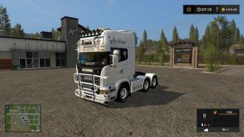 Scania V8 fs17
