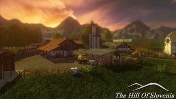 The Hill Of Slovenia fs17