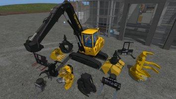 Tigercat 880 with tools v1.0 fs17