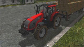 Valtra T163 Old fs17