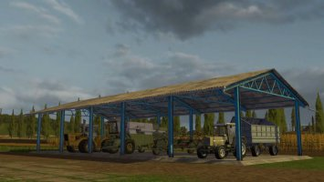 Vehicle Shelter fs17